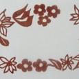 花の飾り枠-Ⅱ