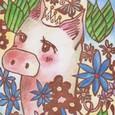 豚のイラスト☆